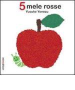 5 mele rosse