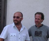 David Ballaminut e Ivan Zampar