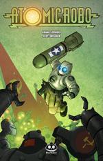 Atomic Robo e gli scienziati combattenti della Tesladyne