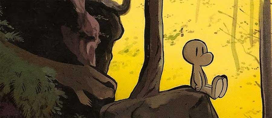 La serie ideata da Jeff Smith e pubblicato in Italia per la prima volta da  Macchia Nera nel 1996 è una delle saghe fantasy più note nell underground  ... 4fae1dbcef7