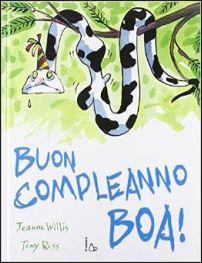 Buon compleanno, Boa!