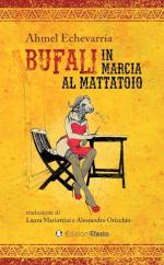 Bufali in marcia al mattatoio