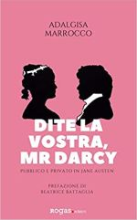 Dite la vostra, Mr Darcy