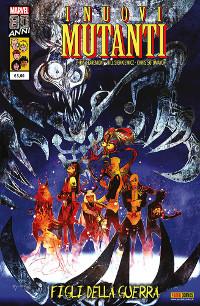 I nuovi mutanti – Figli della guerra