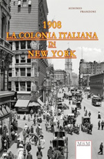 La colonia italiana di New York 1908