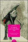 La ragazza con l'ombrellino rosa
