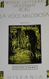 La voce melodiosa