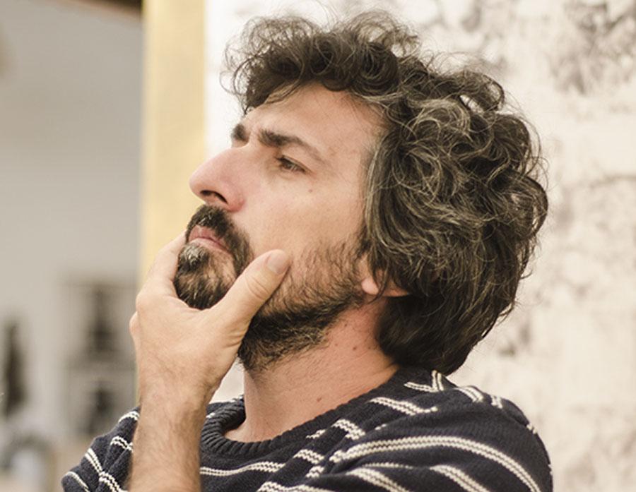 Maurizio Torchio. Foto di Alessandro Loddi