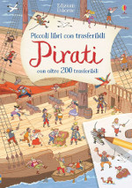 Pirati – Piccoli libri con trasferibili