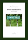 Poesie di fine mondo (1988-2009)