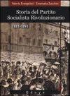 Storia del Partito Socialista Rivoluzionario. 1881-1893